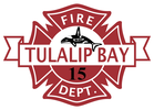 Tulalip Bay Fire Department 15 logo
