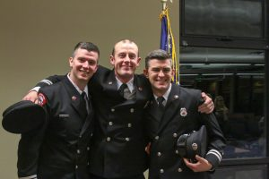 Tulalip Bay Fire holds badge pinning ceremony - February 12, 2019
