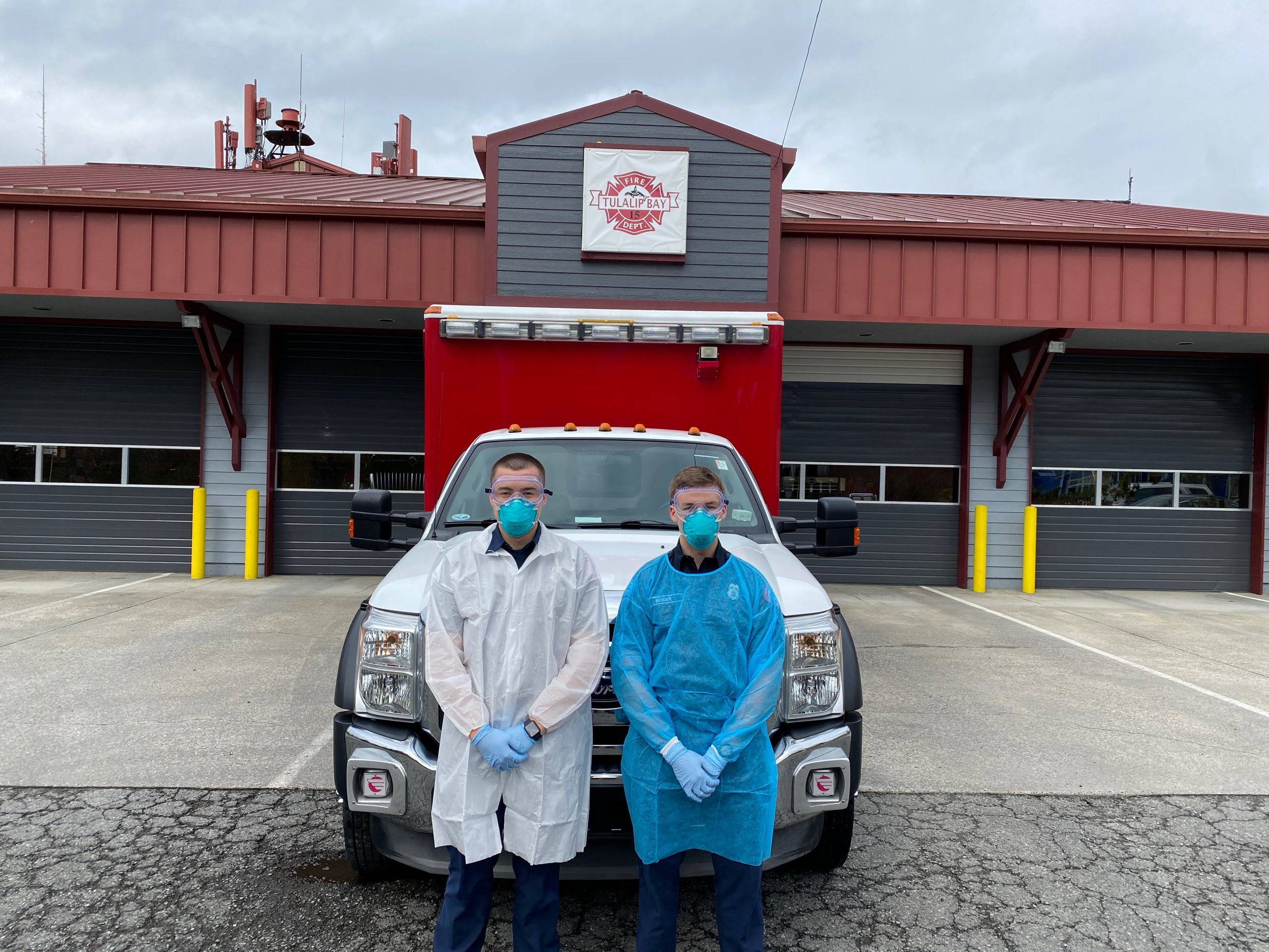 RELEASE: The Tulalip Tribes and Tulalip Bay Fire Department purchase backup emergency aid car to combat Coronavirus