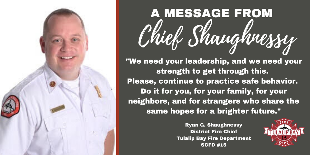 A Message from the Chief